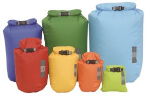 EXPED Fold Drybags